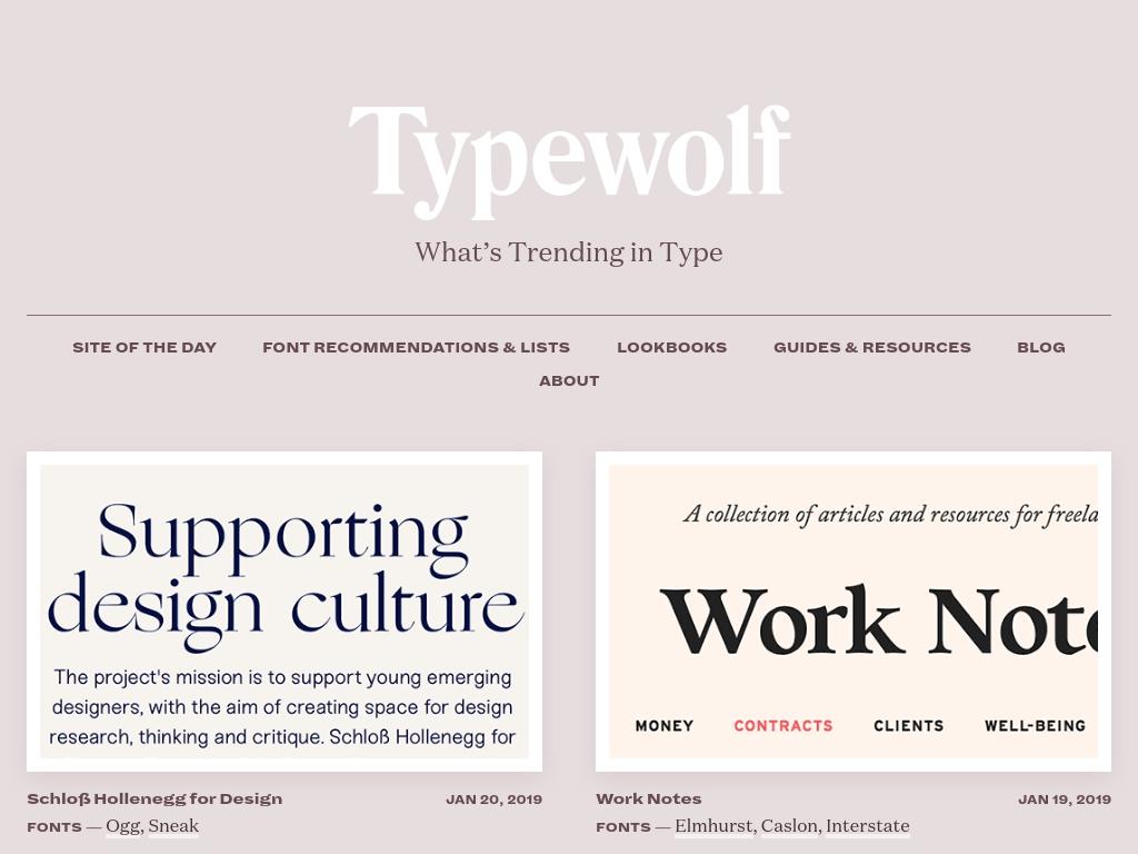 Typographie (Design / Graphisme)